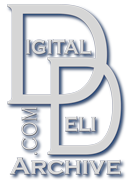 Digital Deli Archive Logo